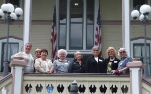 Isabel Seavey, Ronda Leitch, Diane Star, Laura Boich, Betty Kay Womer, Katylu Herriman, Judy Kovalan, and Martha Ellers